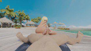 Tekken - Lili Rochefort Footjob Elferan vr porn video vprorn.com virtual reality
