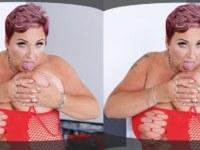 BBW Redhead Mature VirtualXPorn Joanna Crow vr porn video vrporn.com virtual reality