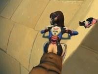 Overwatch – D.Va's Post Match Follow-Up DarkDreams vr porn video vrporn.com virtual reality