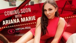 Russian Invasion of USA in VR Porn Continues - Ariana Marie virtualrealporn vr porn blog virtual reality