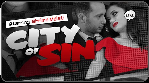 City Of Sin POV - Shrima Malati Teen Raw Fucking