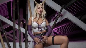 Yu-Gi-Oh A XXX Parody VRCosplayX Assh Lee vr porn video vrporn.com virtual reality