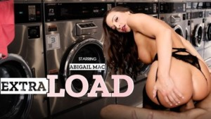 Extra Load VR Bangers Abigail Mac vr porn video vrporn.com virtual reality
