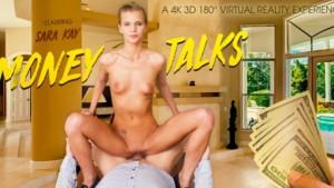 Money Talks vrbangers Sara-Kay vr porn video vrporn.com virtual reality