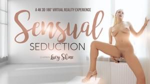 Sensual Seduction VRBangers Lucy Shine vr porn video vrporn.com virtual reality