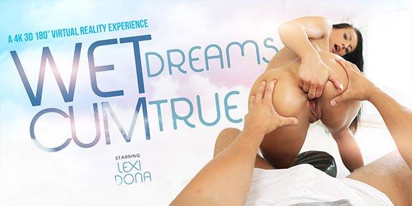Wet Dreams Cum True - Czech Mistress Masturbation XXX