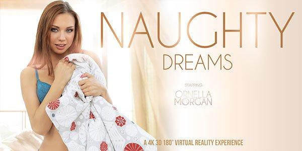 Naughty Dreams - Ornella Morgan Hardcore Masturbation Porno