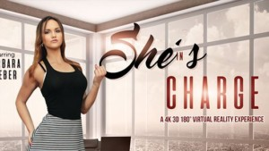 She's In Charge - Barbara's Rough Make up Sex VRBangers Barbara Bieber vr porn video vrporn.com virtual reality