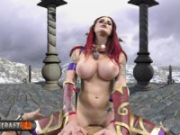 Alexlabia's Awakening WhorecraftVR Tana Lea vr porn video vrporn.com virtual reality