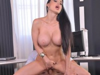 Big Tits At Work DDFNetworkVR Aletta Ocean vr porn video vrporn.com virtual reality