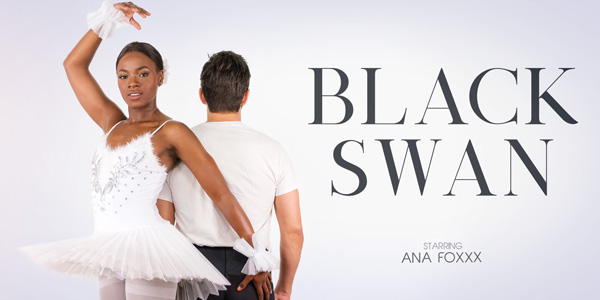 Black Swan - Athletic Ebony Princess
