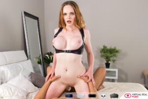 Kinky Time! Virtual Reality Porn Leather Babe virtualrealporn vr porn blog virtual reality