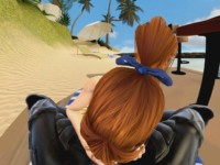 Dead or Alive - Kasumi's Beachside Treatment DarkDreams vr porn video vrporn.com virtual reality