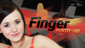Finger Warm-up VRConk Fantasia vr porn video vrporn.com virtual reality