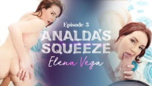 Analda's Squeeze POV RealityLovers Elena Vega vr porn video vrporn.com virtual reality