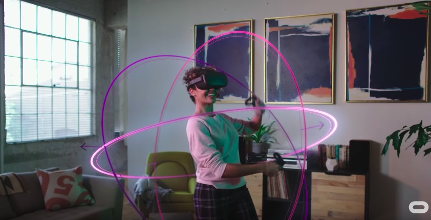 Everything About The Oculus Quest Standalone VR Headset oculus.com vr porn blog virtual reality