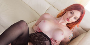 This Redhead Likes It When Things Get Intense virtualrealporn vr porn blog virtual reality