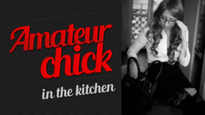 Amateur Chick In The Kitchen VRConk Emi vr porn video vrporn.com virtual reality