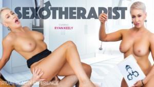 Sexotherapist VR Bangers Ryan Keely vr porn video vrporn.com virtual reality