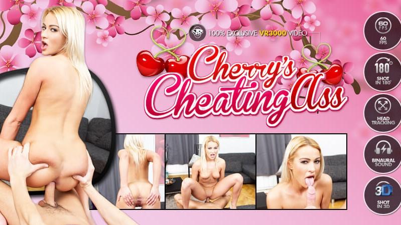 Cherry's Cheating Ass - Drilling Horny Serbian Blonde XXX