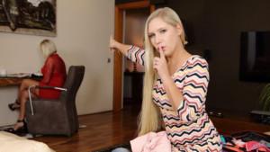 Big Dick Before Big Trip VirtualTaboo Lilli Vanilli Lena Nitro vr porn video vrporn.com virtual reality