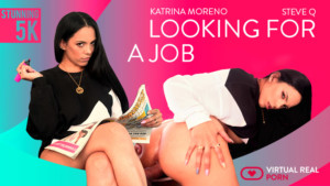 Looking For A Job VirtualRealPorn Katrina Moreno vr porn video vrporn.com virtual reality