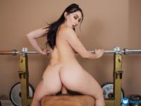 Triassalon Training BaDoinkVR Mandy Muse vr porn video vrporn.com virtual reality