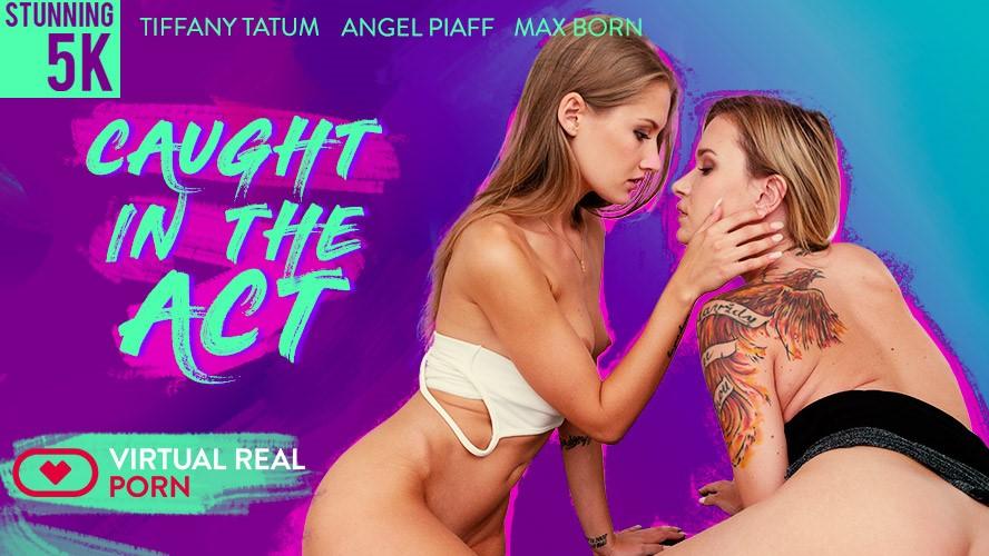 Caught In The Act Angel Piaff Tiffany Tatum