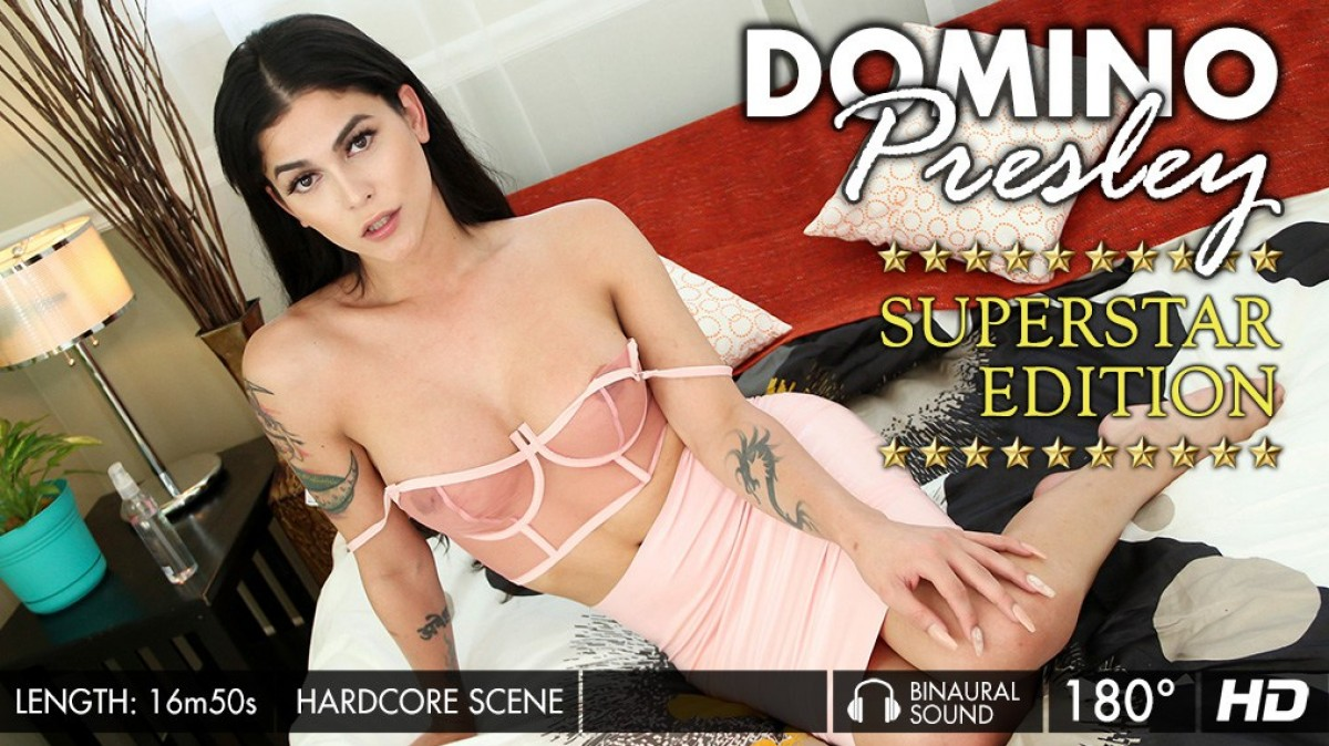 [Trans] Superstar Edition Domino Presley