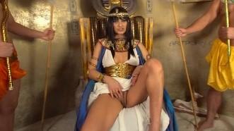 Cleopatra in 180 Xvirtual Cleopatra vr porn video vrporn.com virtual reality