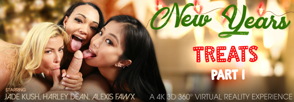 Five Full New Year's Videos on Premium vrbangers vr porn blog virtual reality