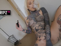 Vape StripzVR Lauren Brock vr porn video vrporn.com virtual reality