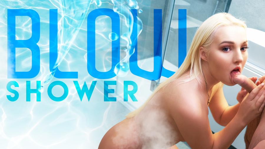 Blow Shower - Steamy Sex