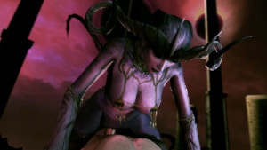 Dragon Age - The Desire Demon's STILL In Control DarkDreams vr porn video vrporn.com virtual reality