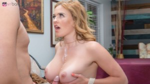 Your Stepmom Just Wants the Best for You - MILF Hardcore vrbangers vr porn blog virtual reality