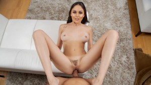 First Cum, First Served BaDoinkVR Ariana Marie vr porn video vrporn.com virtual reality