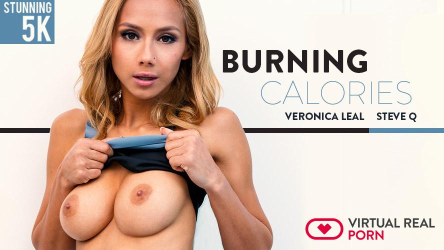 Burning Calories - Intense Sexercise