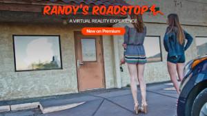 New on Premium - Randy's Roadstop vr porn blog virtual realtiy