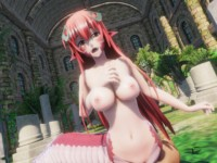 Monster Musume - Miia Cowgirl Lewd FRAGGY vr porn video vrporn.com virtual reality