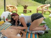 Picnic Paradise VRLatina Tatiana Morales vr porn video vrporn.com virtual reality