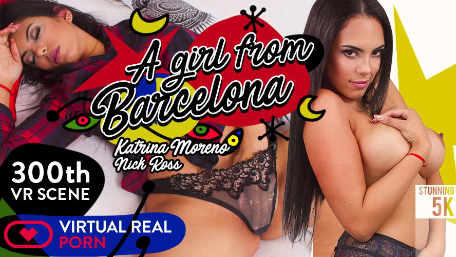 Fuck a Hot Girl from Barcelona virtualrealporn vr porn blog virtual reality