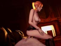 Devil May Cry - Kyrie's Blessing DarkDreams vr porn video vrporn.com virtual reality