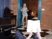 Sister Finds My Pocket Pussy VirtualTaboo Eva Elfie vr porn video vrporn.com virtual reality