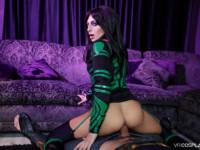 Hela A XXX Parody VRCosplayX Talia Mint vr porn video vrporn.com virtual reality