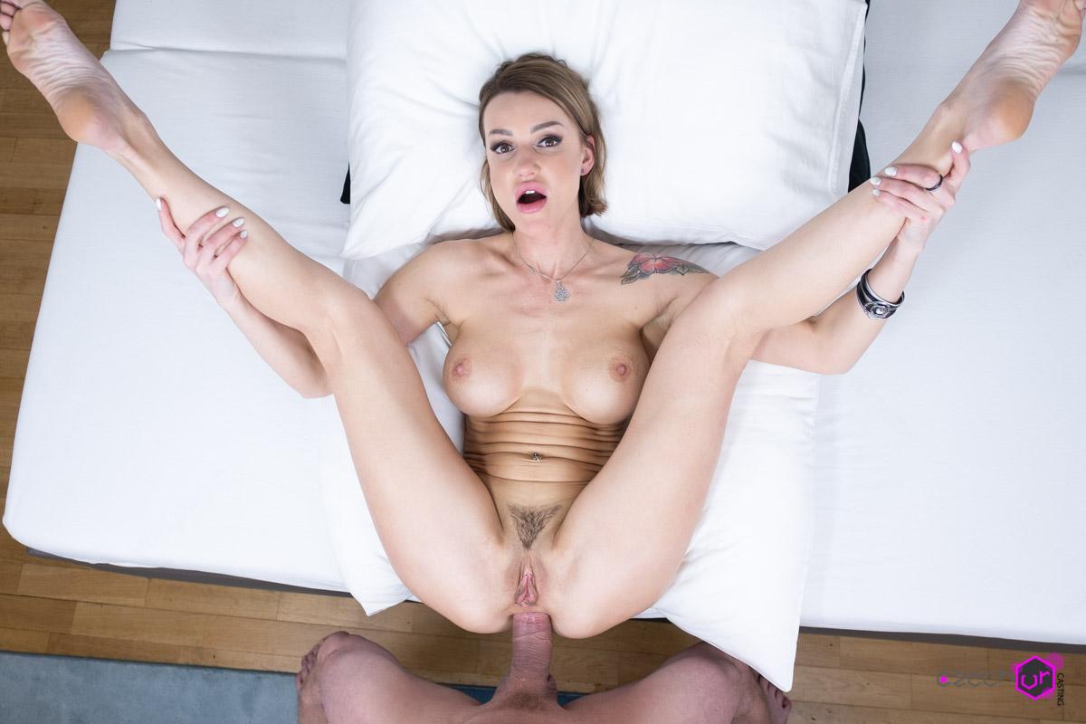 Mature anal casting porn