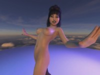 80s Dancer Sexy At Any Speed (CGI Ray-Traced) SkinRays vr porn video vrporn.com virtual reality