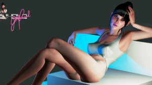 3D Hologirlfriend AR Porn App