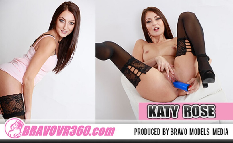 Katy Rose - Sweet Brunette Beauty