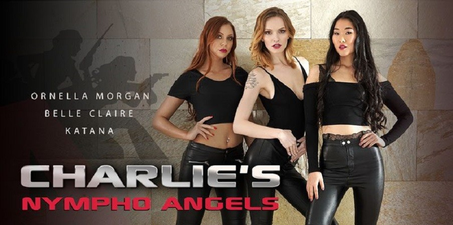 Hello, Angels! Charlie's Nymphomaniac Angels realitylovers vr porn blog virtual reality