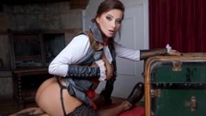 Assassins Creed Unity A XXX Parody VRCosplayX Anna Polina vr porn video vrporn.com virtual reality